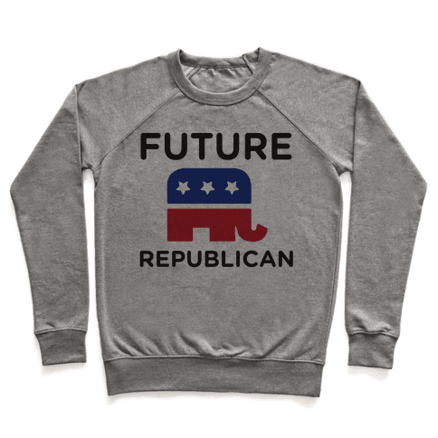 Future Republican Pullover