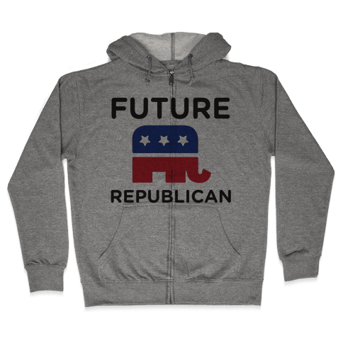 Future Republican Zip Hoodie
