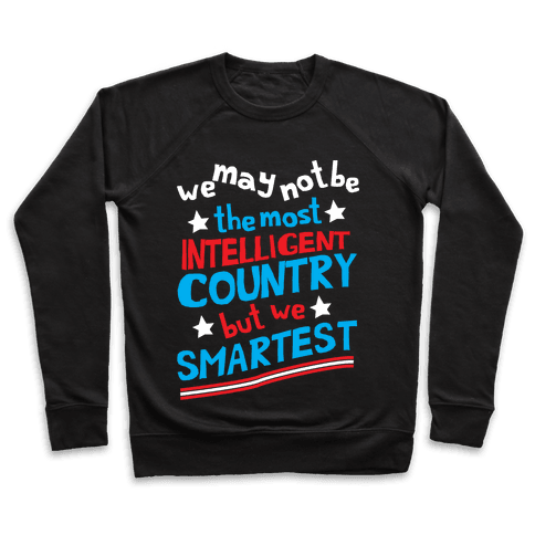 Smartest Country Pullover