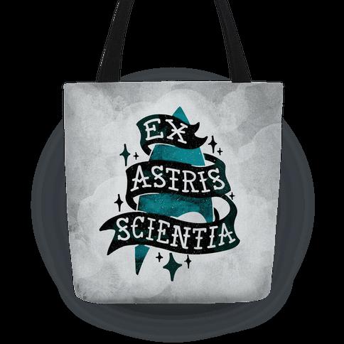 Ex Astris Scientia Tote