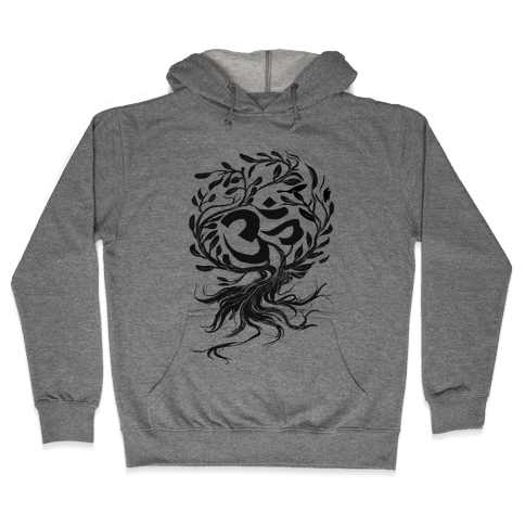 Tranquilly Om Hooded Sweatshirt