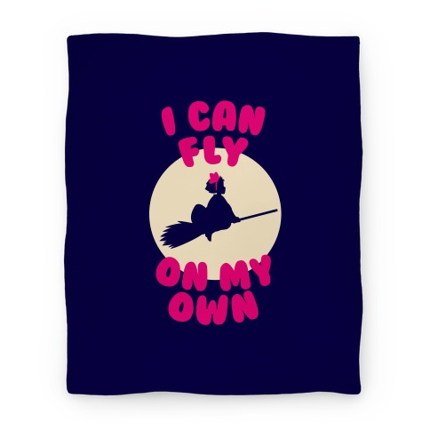 I Can Fly On My Own Blanket