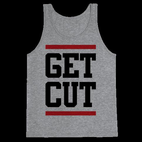 Get Cut Tank Top
