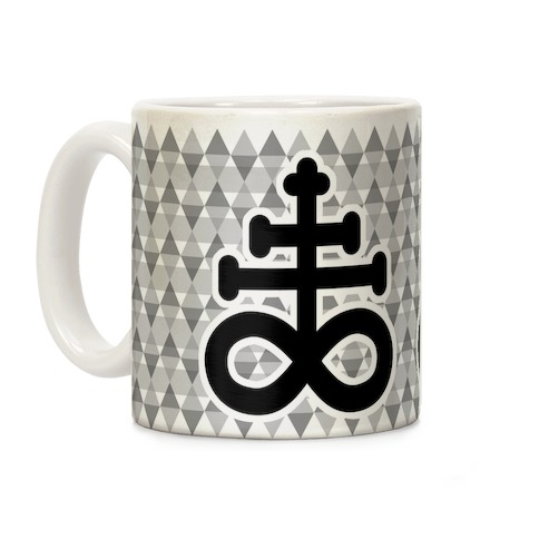 Leviathan Cross Mug Coffee Mug