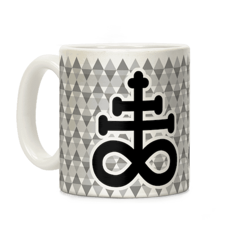 Leviathan Cross Mug