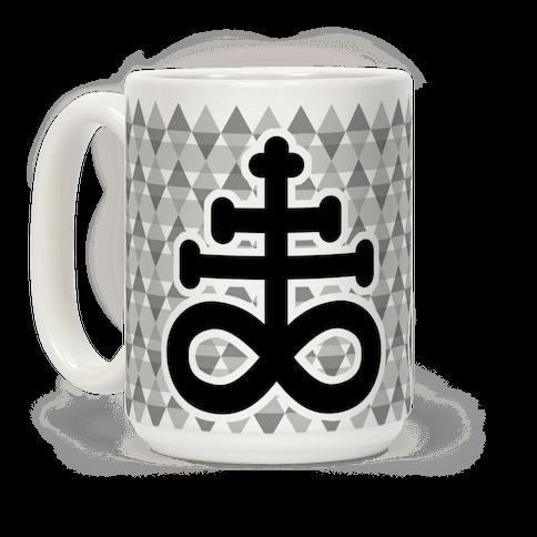 Leviathan Cross Mug