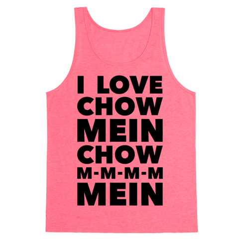 Chow Mein Tank Top