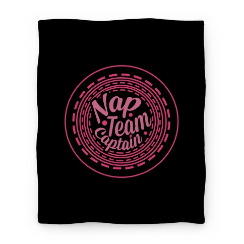 Nap Team Captain Blanket Blanket