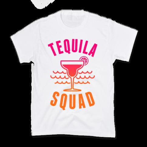 Tequila Squad Kids T-Shirt