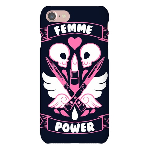Femme Power Phone Case