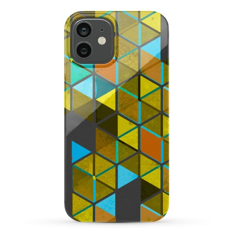 Colorful Tiles Phone Case