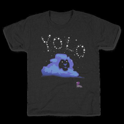 Yolo Lion Kids T-Shirt