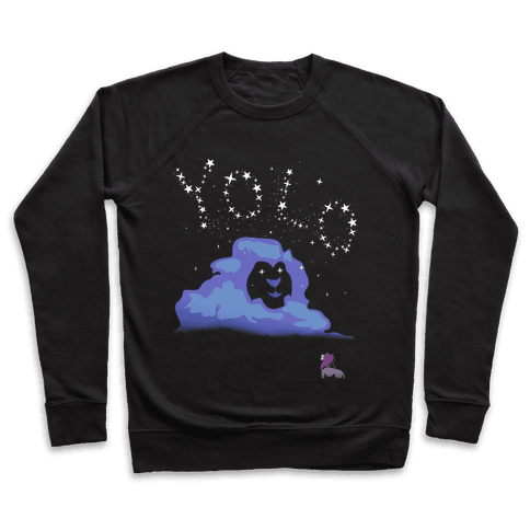 Yolo Lion Pullover