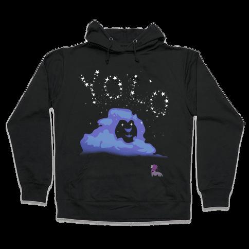 Yolo Lion Hooded Sweatshirt