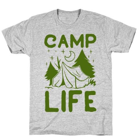Camp Life Mens/Unisex T-Shirt