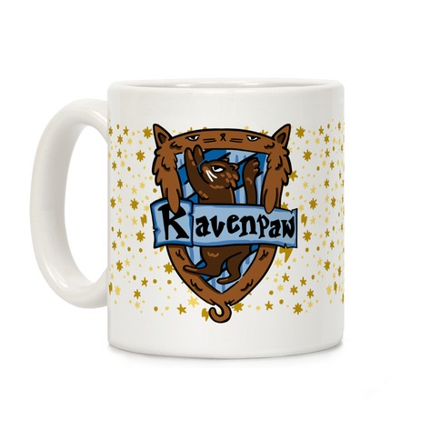 House Cats Ravenpaw Coffee Mug