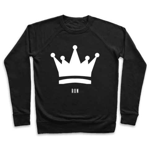 Ron's Crown (Friend Set) Pullover
