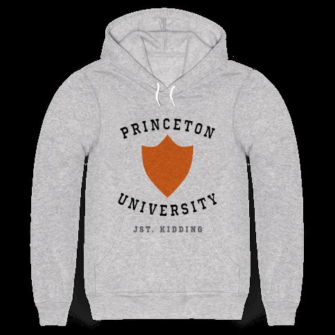Princeton (Just Kidding)
