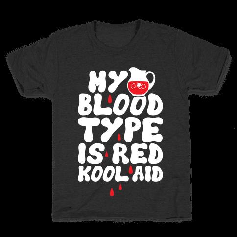 Kool Aid Blood Kids T-Shirt