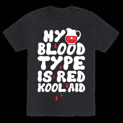 Kool Aid Blood