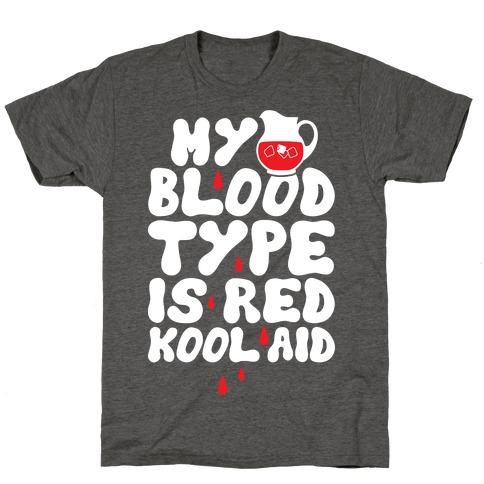 Kool Aid Blood T-Shirt