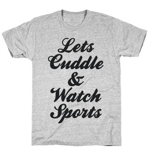 Cuddle & Sports T-Shirt