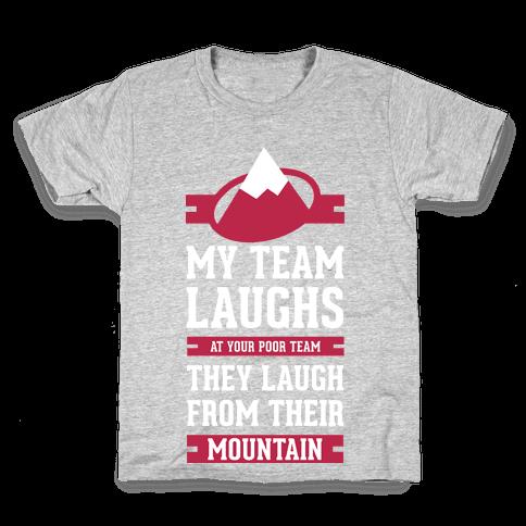 Avalanche Laugh Kids T-Shirt