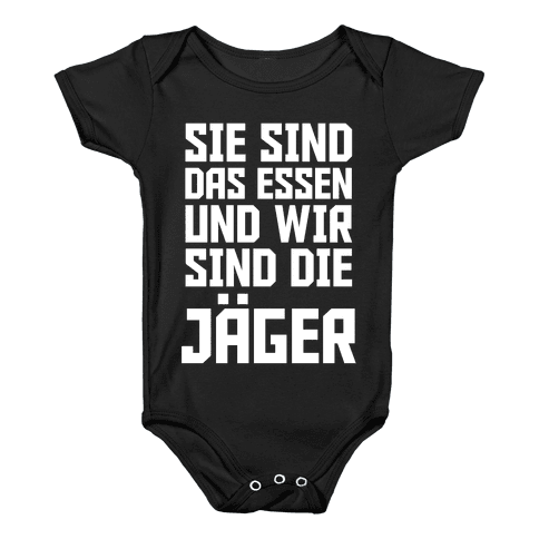 Attack On Titan Baby Onesy