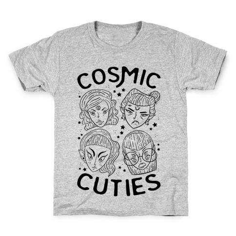 Cosmic Cuties Kids T-Shirt
