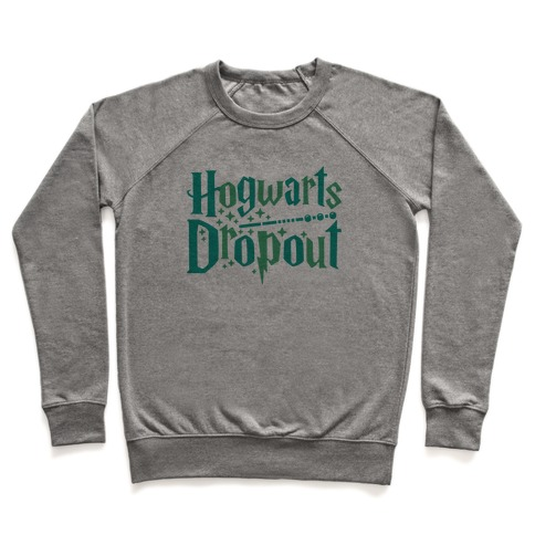 Hogwarts Dropout Pullover