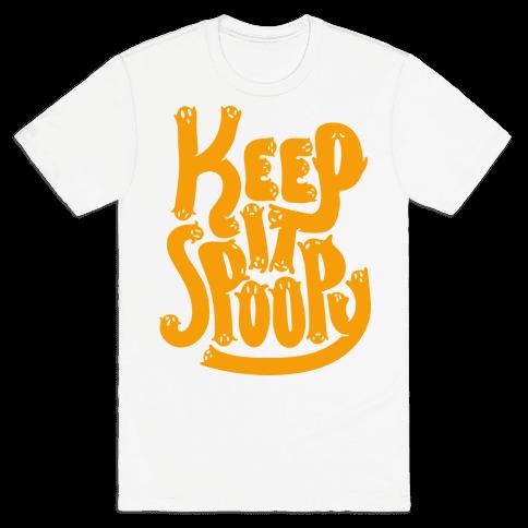 Keep it Spoopy Mens T-Shirt