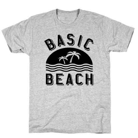 Basic Beach T-Shirt