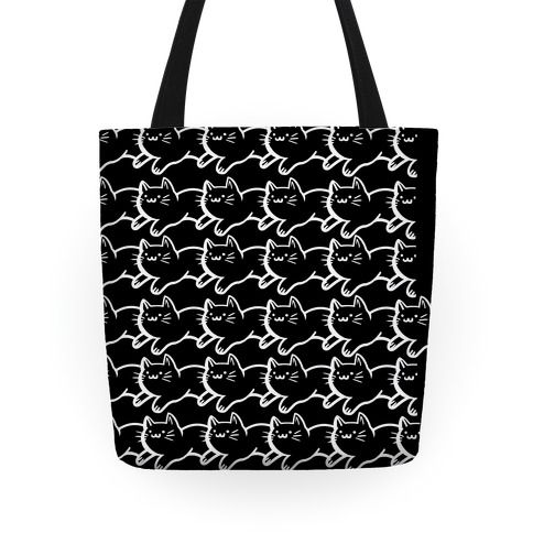 Cute Kitty Tote Tote