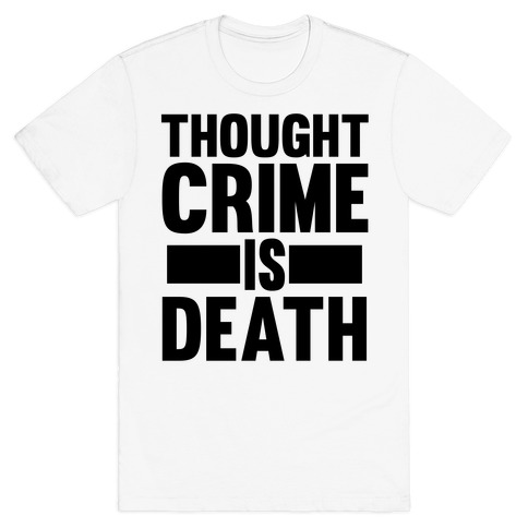 Thoughtcrime T-Shirt