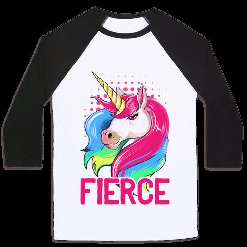 Fierce Unicorn