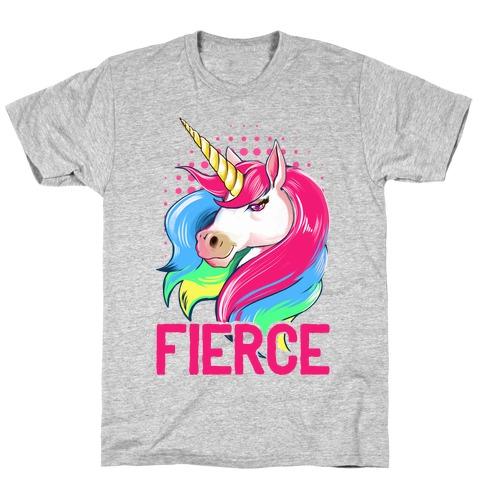 Fierce Unicorn T-Shirt