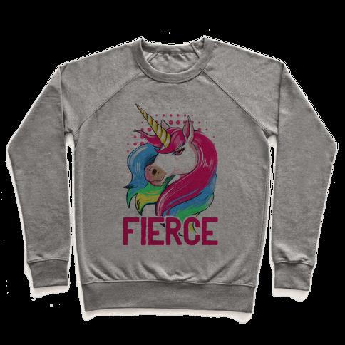 Fierce Unicorn Pullover