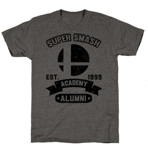 Super Smash Academy Alumni T-Shirt