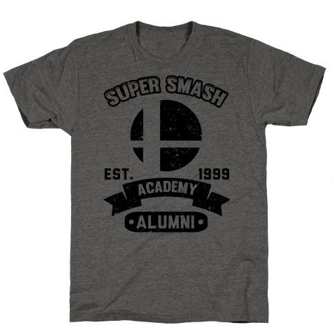 Super Smash Academy Alumni T-Shirt