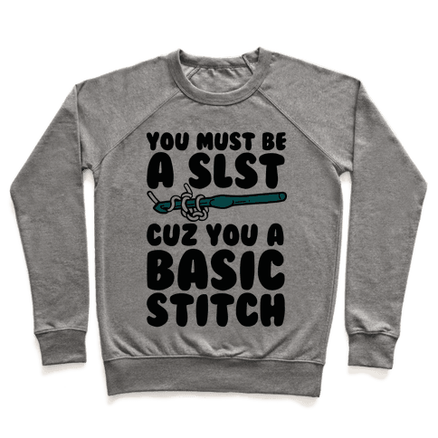 Basic Stitch Pullover