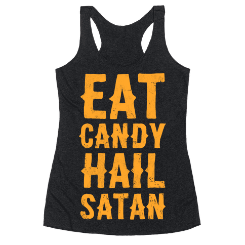 Eat Candy Hail Satan