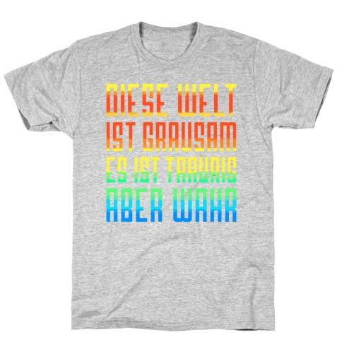 Blumenkranz (Kill La Kill) T-Shirt