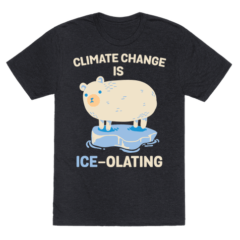 Climate Change Is Ice-olating