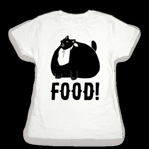 Food - Salem Womens T-Shirt