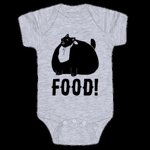 Food - Salem Baby Onesy