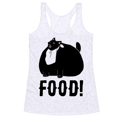 Food - Salem Racerback Tank Top