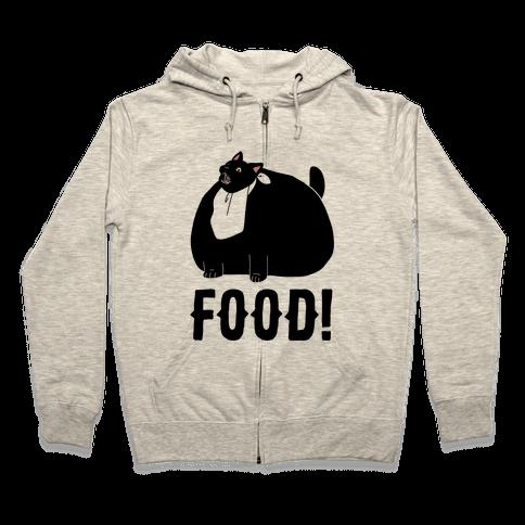 Food - Salem Zip Hoodie