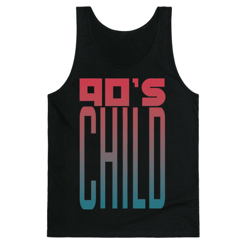 90's Child Tank Top
