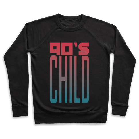 90's Child Pullover