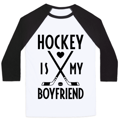 Hockey Is My Boyfriend